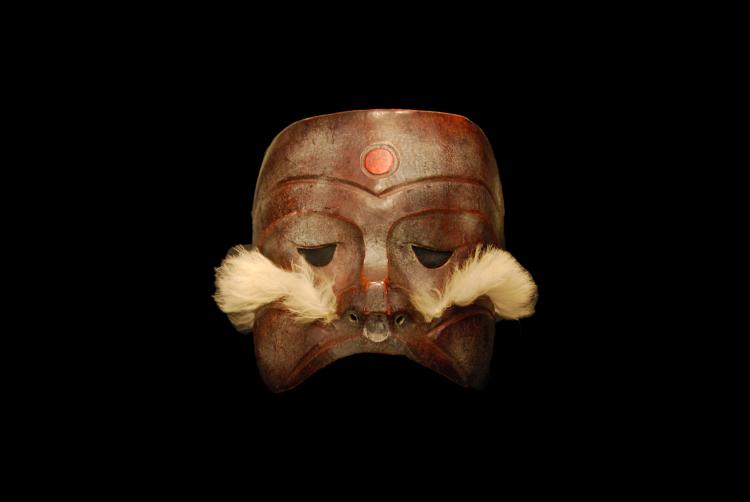 Masks of Commedia dell'Arte