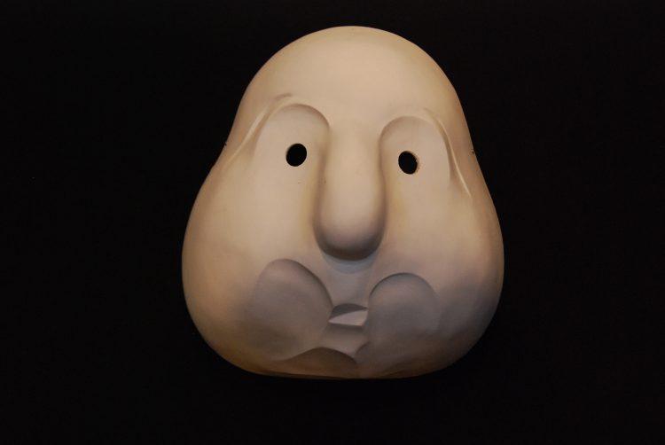 Larvarias Mask
