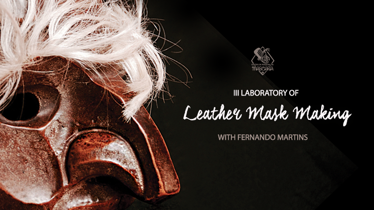 III Leather Mask making and creating