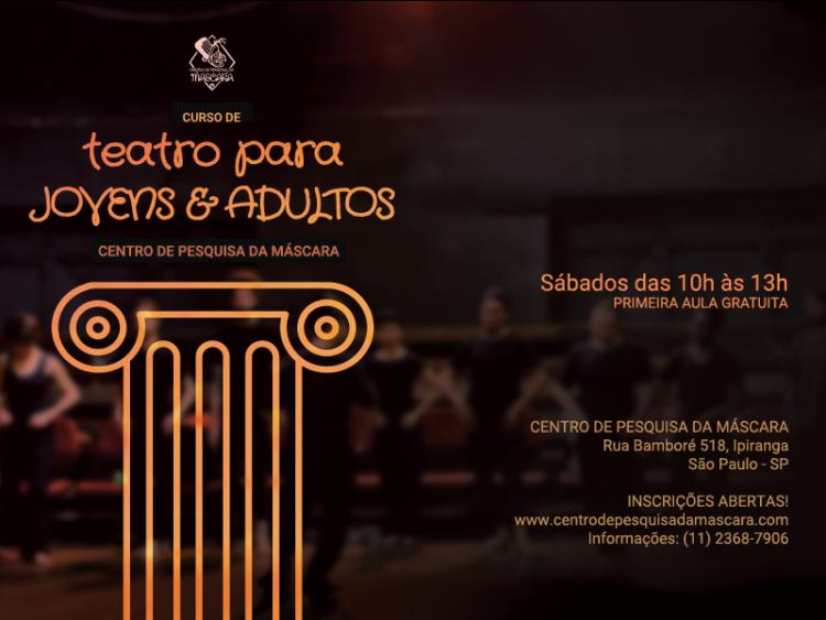 Teatro para Jovens e Adultos