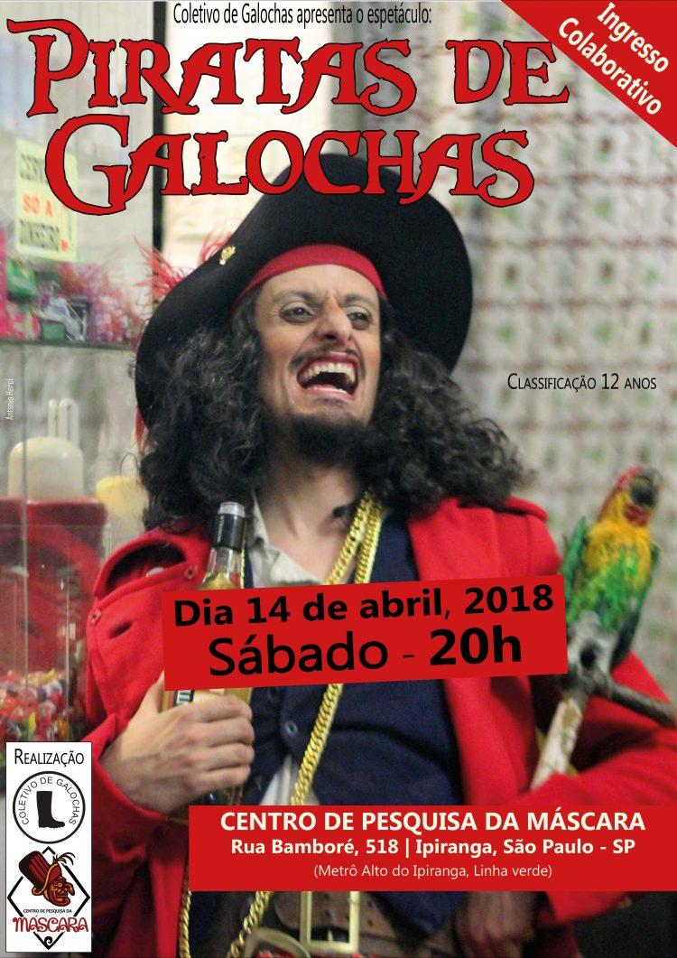 Piratas de Galochas